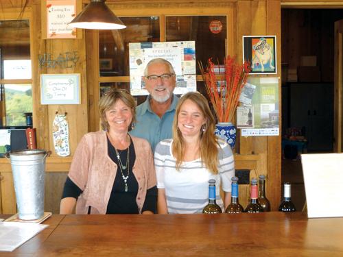 take a wine tour to Whalebone Winery