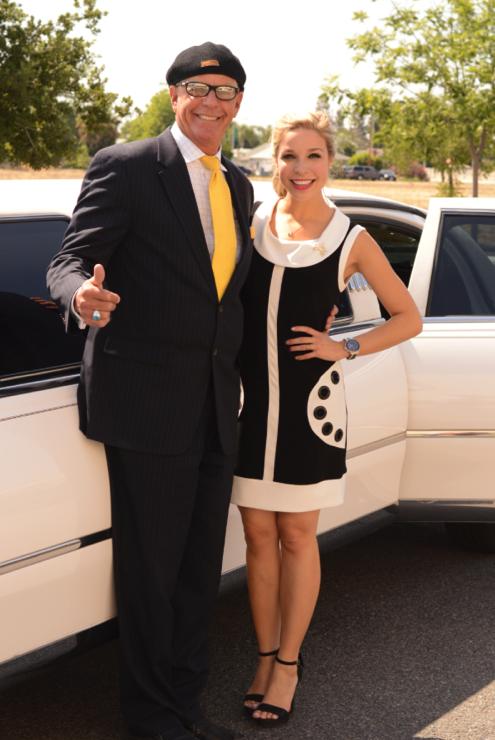Paradise Limousine - Miss America - paso robles wine tour